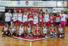 Rocamora inició la pretemporada para la Liga Femenina de Básquet