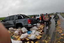 Accidente en Santa Fe