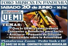 """""""Músicxs en Pandemia"""""""