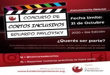 """Concurso de Cortometrajes Inclusivos """"Eduardo Pavlovsky"""""""