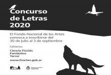 Concurso de Letras 2020