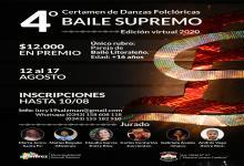 """Certamen de Danzas Folklóricas """"Baile Supremo"""""""