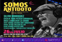"Festival Virtual Latinoamericano ""Somos Antídoto"""