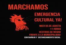 Marcha por la Emergencia Cultural