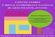 9ª Bienal Entrerriana de Arte infantil y juvenil