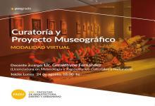 Curatoría y Proyecto Museográfico