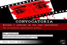 Ciclo de Radioteatro en Cuarentena