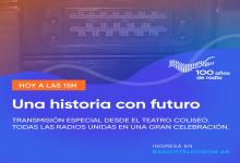 100 años de la radio