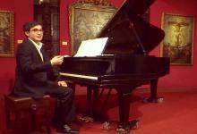 El pianista Laureano Bruno dará un concierto vía streaming este domingo