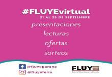 Feria FLUYE en formato virtual