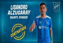 Fútbol: el vialense Lisandro Alzugaray es nuevo jugador de Universidad Católica de Quito
