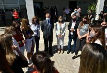 El gobierno provincial reconoció a jóvenes basquetbolistas entrerrianas