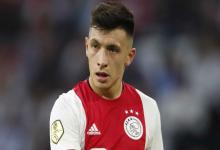 """""""Yo apunto a ir a la Copa América"""", señaló el entrerriano Lisandro Martínez"""