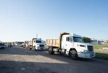 camiones Vialidad para recolección de residuos