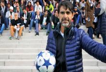 Fútbol: el paranaense Roberto Ayala dio una charla para las chicas del seleccionado sub 17