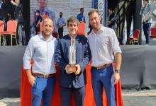 Softbol: la selección argentina recibió mención especial de Konex en manos paranaenses