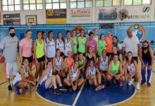 Básquet: la preselección paranaense femenina U17 tuvo su primer amistoso