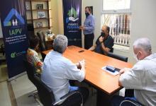 Planifican la construcción de nuevas viviendas para dos localidades entrerrianas