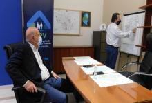 Evaluaron la política habitacional del departamento Uruguay