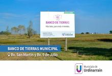 tierras para viviendas en Urdinarrain
