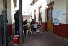 Votación Escuela Maestro Entrerriano Paraná