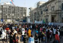 Marcha de los movimientos sociales