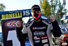 El uruguayense Nicolás Bonelli logró la pole position del Turismo Carretera en Rafaela