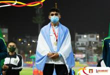 Los entrerrianos siguen con esperanzas de viajar al Mundial U20 de Atletismo