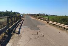 puente acceso Urdinarrain