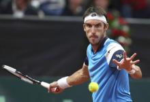 Copa Davis: Mayer abrió la serie con una dura derrota