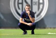 Fútbol: Mariano Soso renunció a la dirección técnica de San Lorenzo