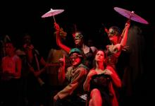 Representación de Entre Ríos del Instituto Nacional de Teatro