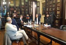 Funcionarios presentaron a jefes comunales de Paraná Campaña programas de obras