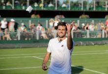 Tenis: Guido Pella eliminó al último subcampeón y avanzó a octavos de final en Wimbledon
