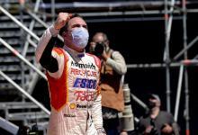 """""""Nací y moriré con Ford"""", anunció el piloto paranaense Mariano Werner"""