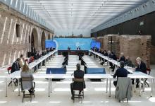 """Fernández reunió al Gabinete y pidió """"mucha presencia territorial"""" a sus ministros"""