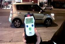 Se establece como límite permitido para conducir un vehículo particular 0,5 gramos de alcohol por litro de sangre.