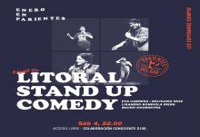 Stand up en Parientes del bar