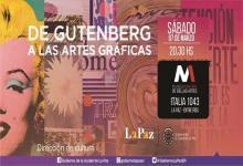 De Gutenberg a las artes gráficas