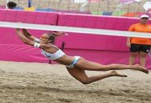 Los entrerrianos Ana Gallay y Julián Azaad lograron sendas medallas de plata en Lima
