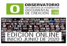 Posgrado en Documental de Creación del Observatorio
