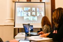 Senado Entre Ríos reunión virtual de comisiones