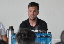 """""""Fueron los peores 45 minutos del torneo"""", admitió Mathías Abero"""