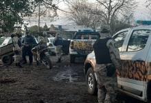 El procedimiento policial lo lideró la Brigada de Prevención de Delitos Rurales.