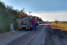 La Brigada Abigeato secuestró armas y constató la actividad de caza ilegal, además de liberar aves autóctonas en la zona rural de Gualeguaychú.