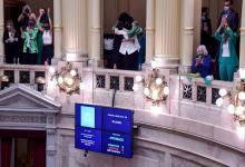 Con un acto en el Museo del Bicentenario, el Ejecutivo promulgará la ley de aborto