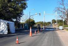 acceso Concepción del Uruguay