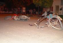 accidente bici-moto