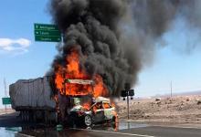 accidente en Chile