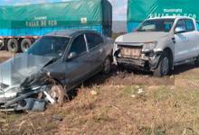 accidente en General Campos